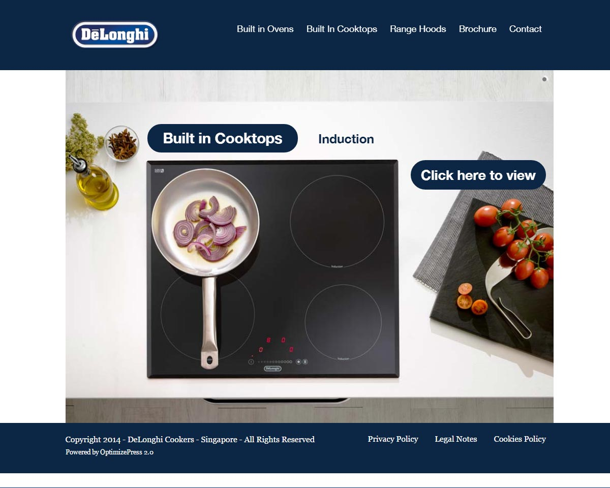 delonghi-cookers-singapore
